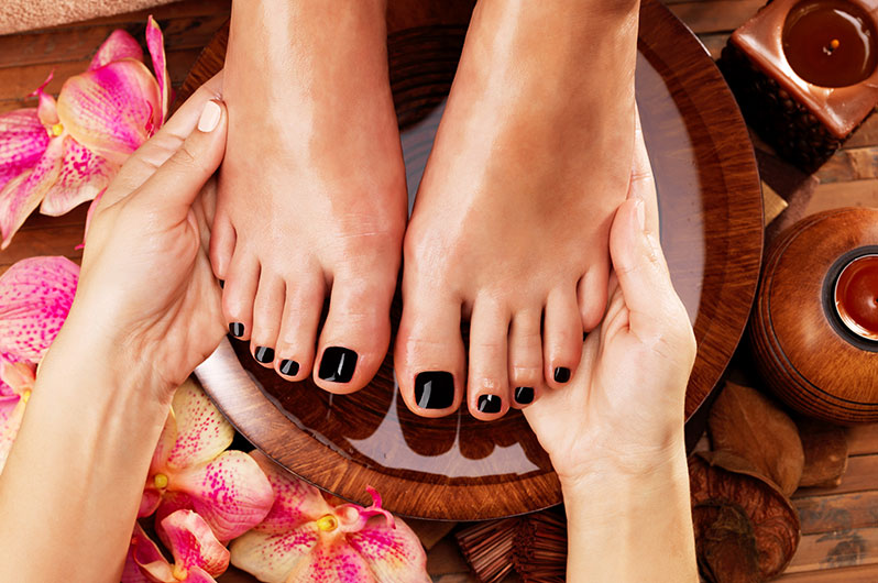 Mariana Beauty Care Inc Pedicures